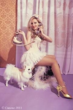 Miss Sophie & La Petite Blanche