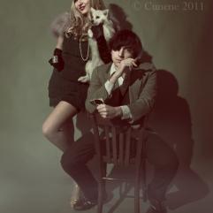 Sophie, Gaston & La Petit Blanche