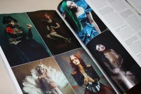 Miss Sophie Champagne su Kustom WorldMagazine