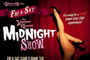 Il Burlesque italiano di Miss Sophie Champagne allo Slipper Room di NewYork